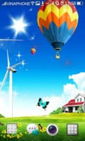 Air balloon live wallpaper HD v1.0