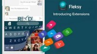 App - Fleksy + GIF Keyboard Full v7.0.1 x86